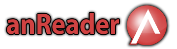 anReader logo